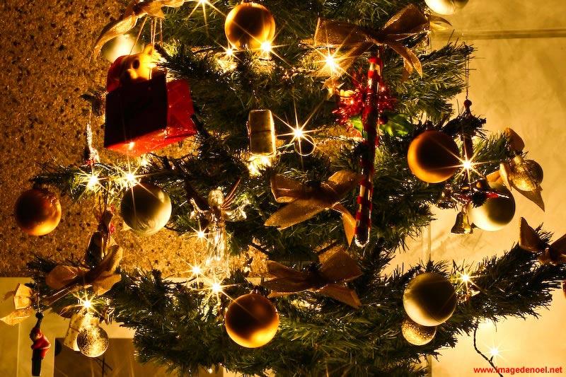 Image de Noël: Arbre Noël