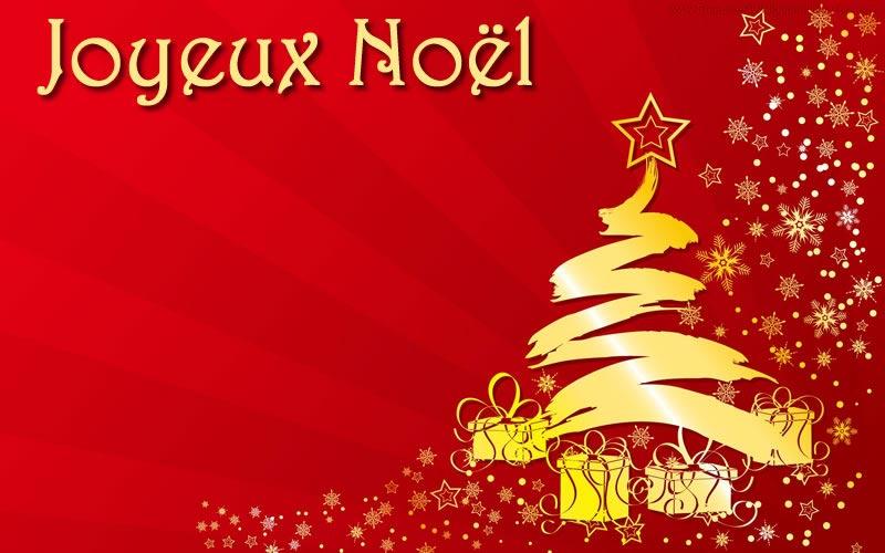 Sapin de Joyeux Noël