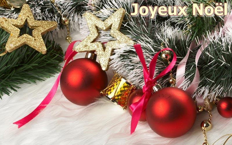 Boules Noël
