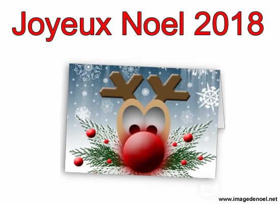 Image de Noël: Joyeux Noël 2018