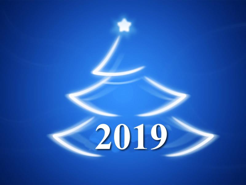 Image de Noël 2019: Arbre Noël 2019