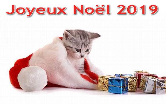 Image de Noël: Joyeux Noël 2019