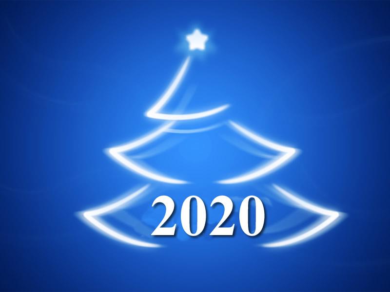 Image de Noël 2020: Arbre Noël 2020