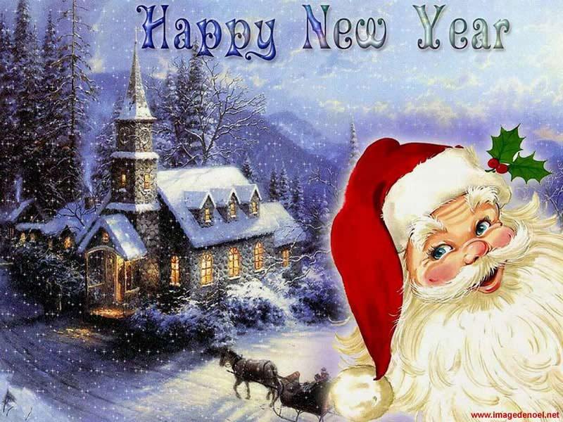 Image de Noël: Image Noël Père