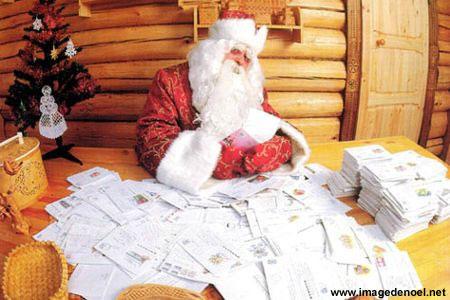 Image de Noël: Image personnage Père Noël