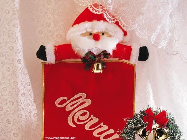 Image Père Noël: Image de Père Noël