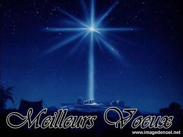 Image de Noël: Étoile
