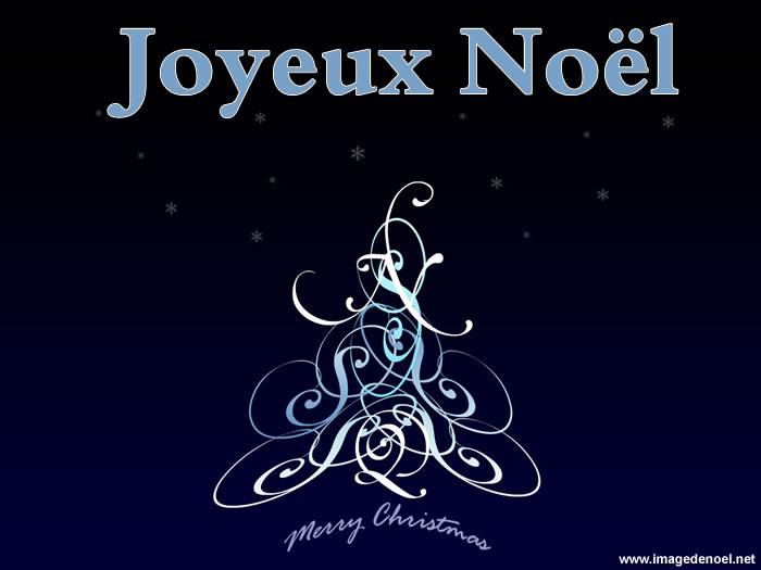 Image de Noël: Arbre de Noël