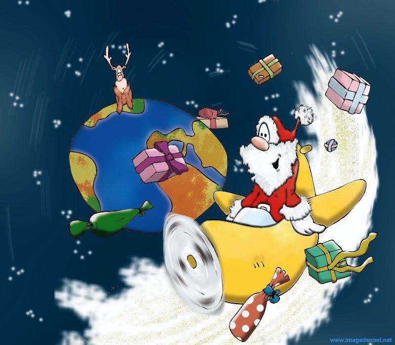 Image de Noël: Images de Pere Noël
