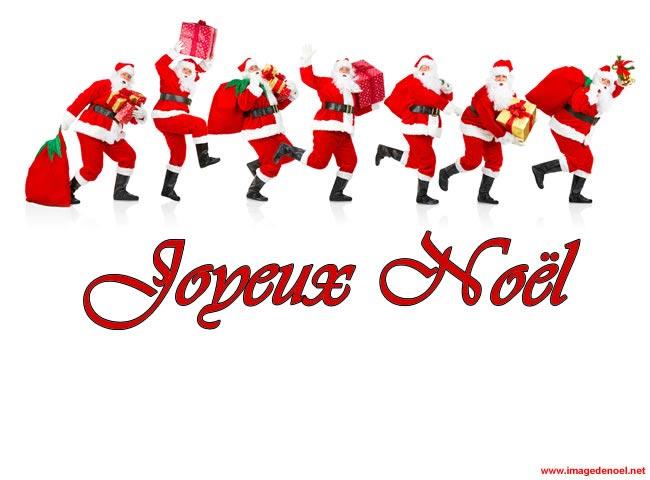 Image Père Noël: Joyeux Père Noël