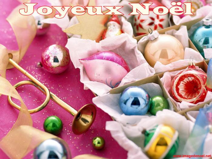 Image de Noël: Photo decoration Noël