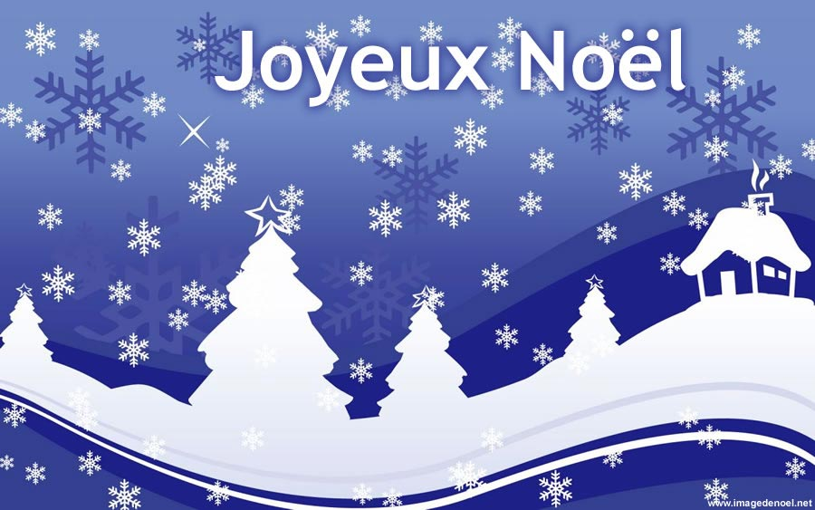 Photo Noël Paysage