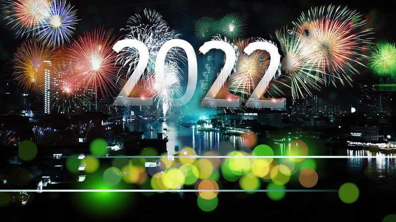 Image de Noël: Bonne Année 2022