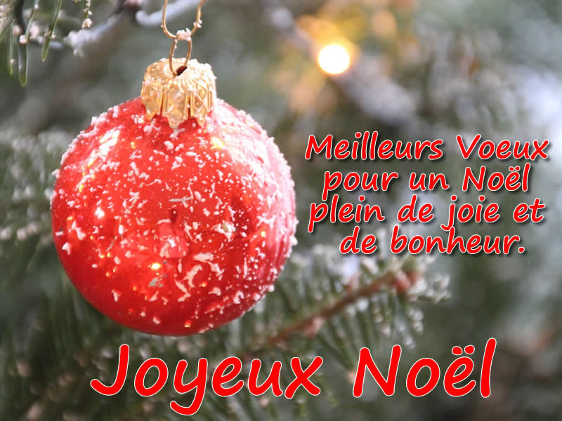 Image de Noël: Belle photo de Noël