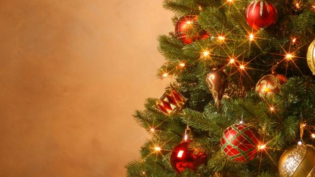 Image de Noël: Boules Sapin de Noël
