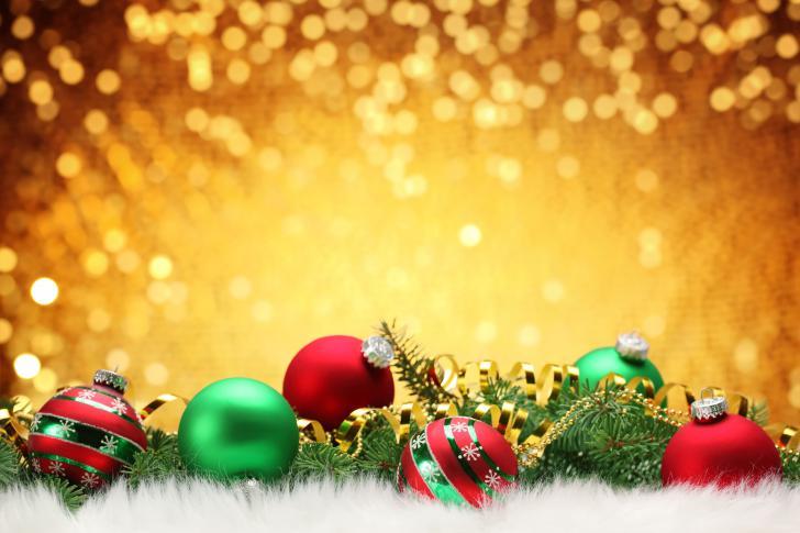 Image de Noël: Décoration de Noël