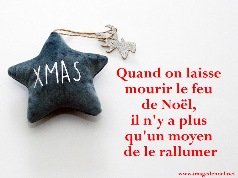 Image de Noël: Feu de Noël