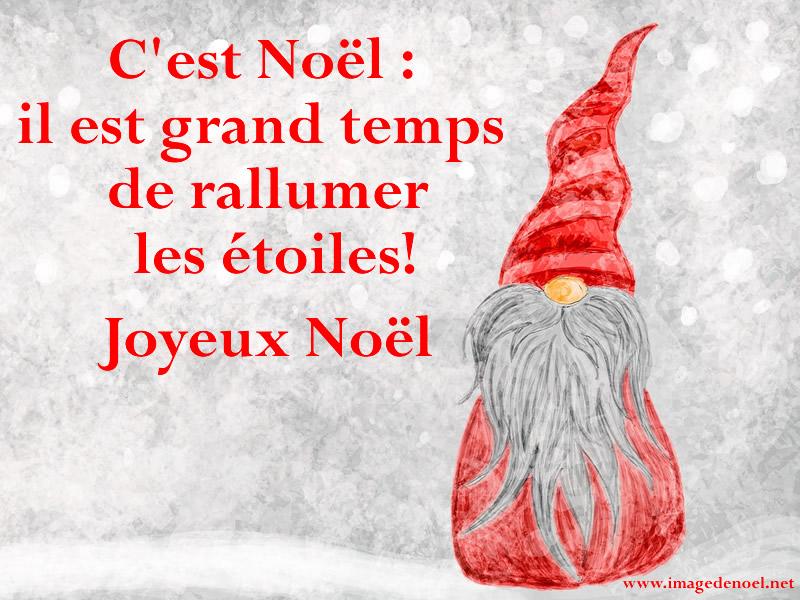 Image de Noël: Image feu de Noël