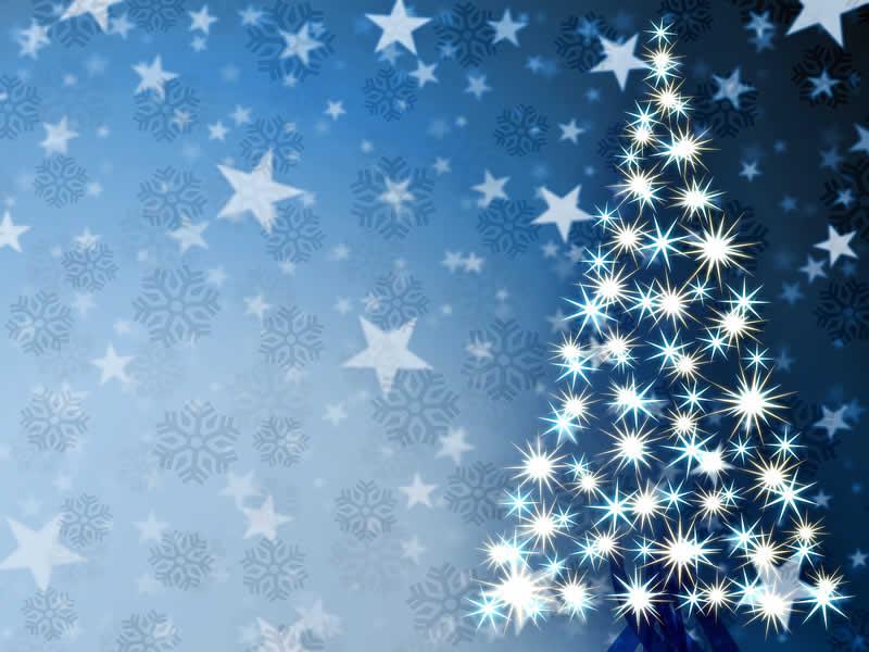 Image de Noël: Images étoiles de Noël