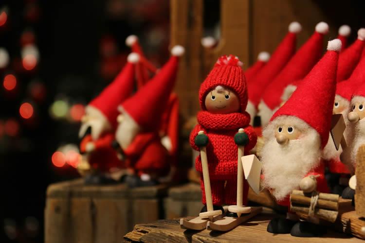Image de Noël: Images gratuites Pere Noël