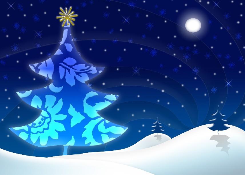 Image de Noël: Sapin Noël